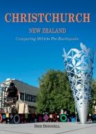 Christchurch Pre Quake to 2014 A4P Road Cone Orange