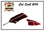 The Cut Quill for 2016