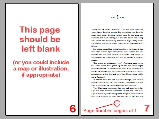 book page layout2